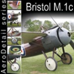 BRISTOL M.1C COVERS