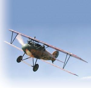 Albatros D.Va 1:6 Plan335