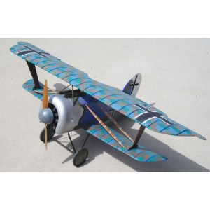 """Albatros D.XI Plan 52"""" Plan 447"""