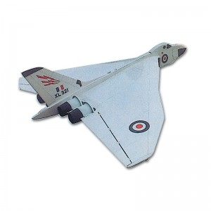 Avro Vulcan Plan14