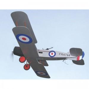 """Bristol F2B Brisfit 36"""" Plan389"""