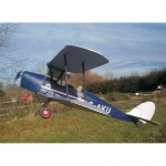 "De Havilland DH 82a Tiger Moth 39.5"" Plan425"