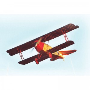 "Fokker D.VII Electric 38"" Plan406"