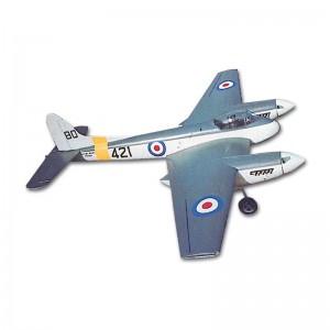 De Havilland 103 Hornet Cut Parts For Plan52