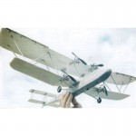 "Handley Page HP42 28"" Plan440"