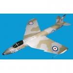 "Hawker Hunter Mk FGA9 24"" Plan431"