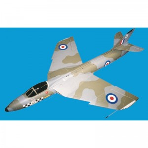 "Hawker Hunter Mk FGA9 24"" Plan431"