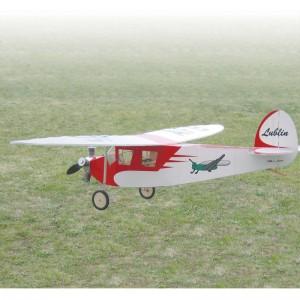 """LUBLIN R-XII 43"""" Plan358"""