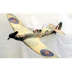 Spitfire Plan MF22
