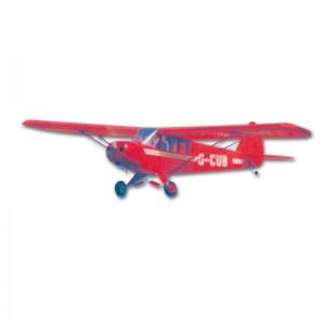 Piper Super Cub Cut Parts For Plan146