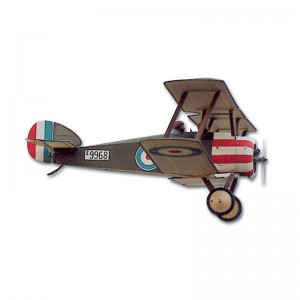 Sopwith Camel 1/6th Cut Parts For Plan188