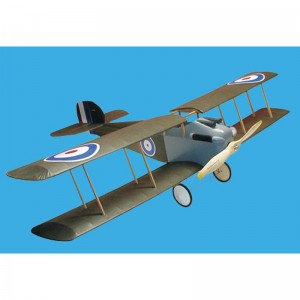 "Sopwith Dolphin 33.5"" Plan423"
