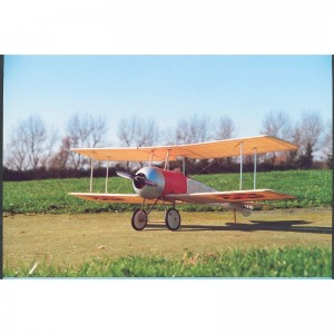 "Sopwith Gordon Bennett Racer 35.25"" Plan428"