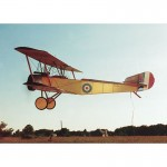 "Sopwith 1.1/2 Strutter 36"" Plan395"