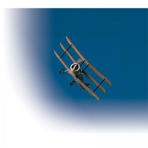 "Sopwith Triplane 45"" Plan411"