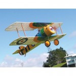 "SOPWITH CAMEL 27"" Plan370"