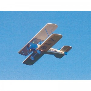 "Sopwith Dove 49"" Cut Parts For Plan390"