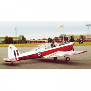 DE HAVILLAND CANADA DHC-1 CHIPMUNK (1/4 scale) Cut Parts For Plan314