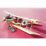 ALBATROS C.III 1/4 Cut Parts For Plan321