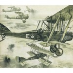 ROYAL AIRCRAFT FACTORY  B.E. 2e Plan325