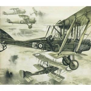ROYAL AIRCRAFT FACTORY  B.E. 2e Plan325