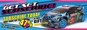 RACER SUBS PUSH WEB BANNER