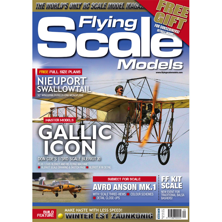 Incredible Doolittle Media Shop Subscribe To Flying Scale Models Magazine Wiring Digital Resources Remcakbiperorg