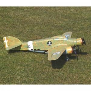 SM79 Trimotor Plan MF187