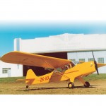 "Auster J-5 Adventurer 57"" Cut Parts For Plan404"
