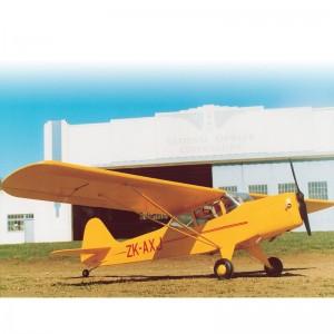 """Auster J-5 Adventurer 57"""" Cut Parts For Plan404"""