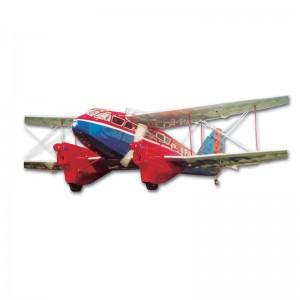 De HAVILLAND DH89a DRAGON RAPIDE Cut Parts For Plan236