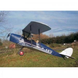 De Havilland DH 82a Tiger Moth Cut Parts For Plan51