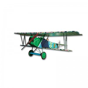 Fokker DVII (1/5 Scale) Cut Parts For Plan242