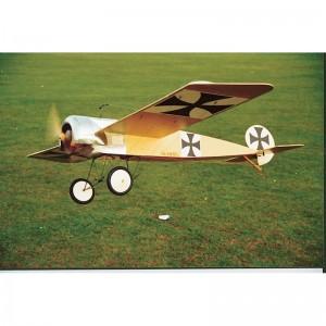 FOKKER E.III (Rubber powered) Plan230