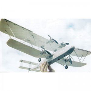 """Handley Page HP42 28"""" Plan440"""