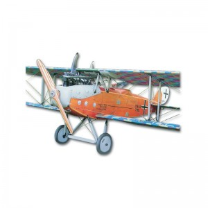 L.V.G C.VI Cut Parts For Plan263