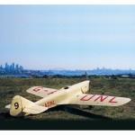 Miles Sparrowhawk Cut Parts For Plan MF1