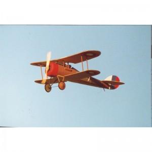 """Nieuport 28 36"""" Plan434"""