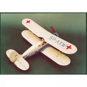"""Polikarpov Po2 18.5"""" Plan407"""