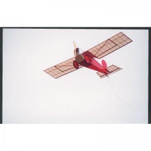 """White Monoplane 1919 40.5"""" Plan420"""
