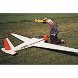ASK 16 Motor Glider Cut Parts For Plan268