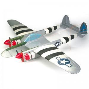 P-38 Lightning Plan MF170