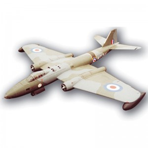 English Electric Canberra B(I)8 Cut Parts For Plan262