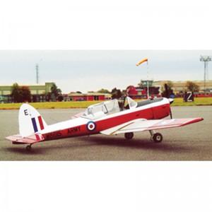 DE HAVILLAND CANADA DHC-1 CHIPMUNK (1/4 scale) Cut Parts For Plan314