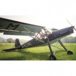 FIESELER Fi 156 STORCH 1/4 Scale Plan320