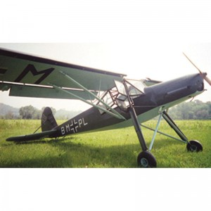 FIESELER Fi 156 STORCH 1/4 Scale Cut Parts For Plan320