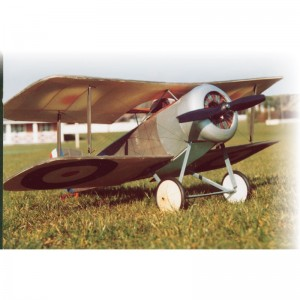 "Sopwith Bee 27"" Plan412"